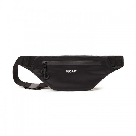 Vooray Active Fanny Pack Jet Black