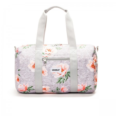 Vooray travel sport bag duffel Rodie Rose Gray
