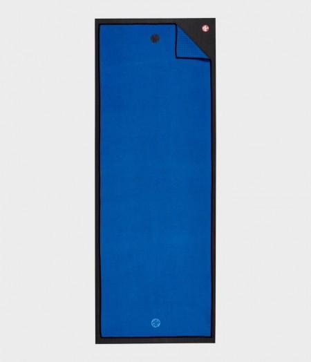 Manduka yogitoes jogos rankšluostis Be Bold Blue