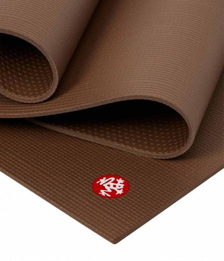 Manduka beveik tobulas PRO rudas jogos kilimėlis