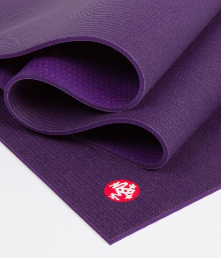 Manduka PRO yoga mat Black Magic (Purple)