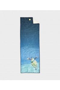 Manduka rankšluostis jogai yogitoes Turtle Sea