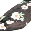 Vooray krepšiukas ant pilvo juodas su rožėmis