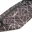 Vooray Active Fanny Pack - Geometric Black