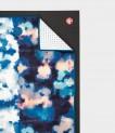 Manduka yogitoes rankšluostis Double Dye Blue